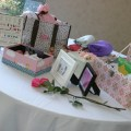 Baby remembrance table