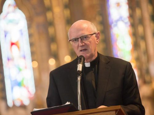 Bishop joins Capuchins in apology for homily