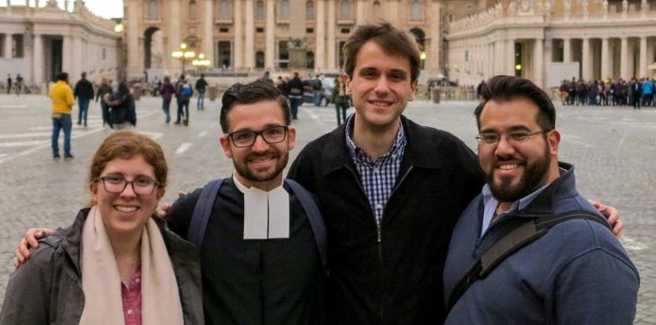 Pre-synod hears argument to give young people a stronger voice in parishes
