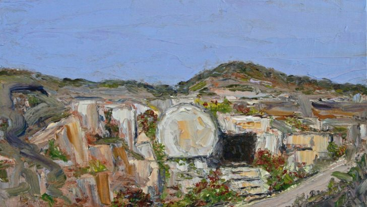 The day love conquered fear and darkness