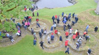 Building resilience at St Patrick's Purgatory