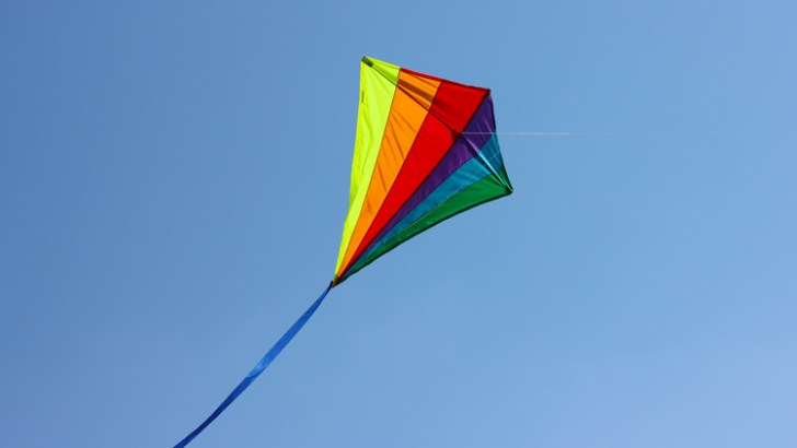 Let's go fly a kite upto the highest height