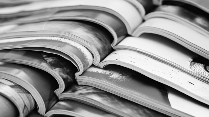 Are magazines a dead issue?