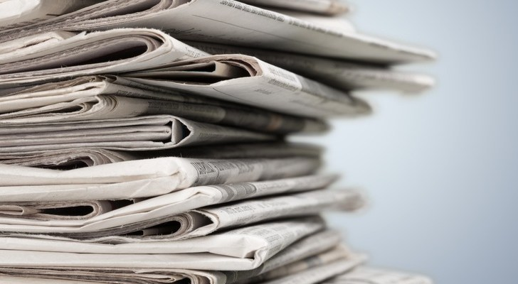 Newspapers in and out of history