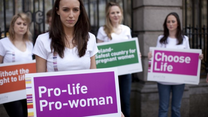 Freedom of conscience being 'trampled' – pro-life group