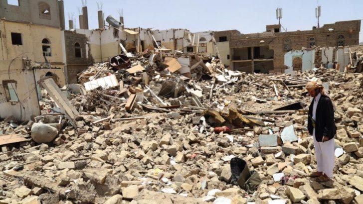 Biggest battle yet as Yemen crisis worsens