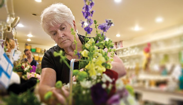 Florist celebrates court ruling in same-sex wedding case