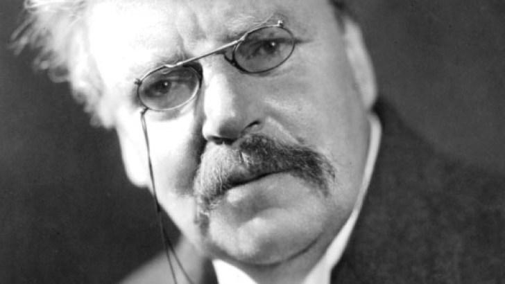 Chesterton a good man…but no saint