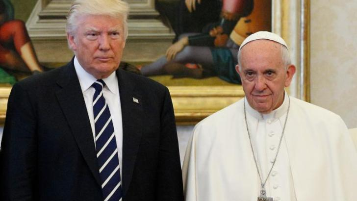 Pope Francis and Donald Trump's problem with Putin