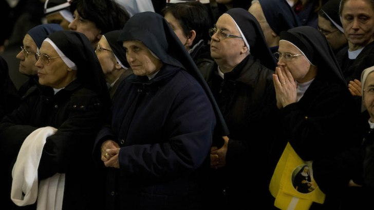 Nuns' departure has been 'colossal' loss for parishes
