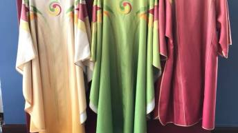WMOF2018 official vestments and more explained