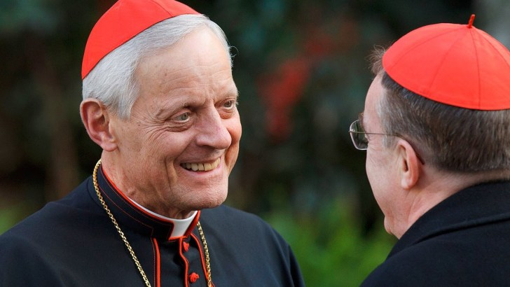 Pope Francis accepts resignation of Cardinal Donald Wuerl