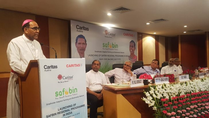 Caritas project aims to end hunger in South Asia