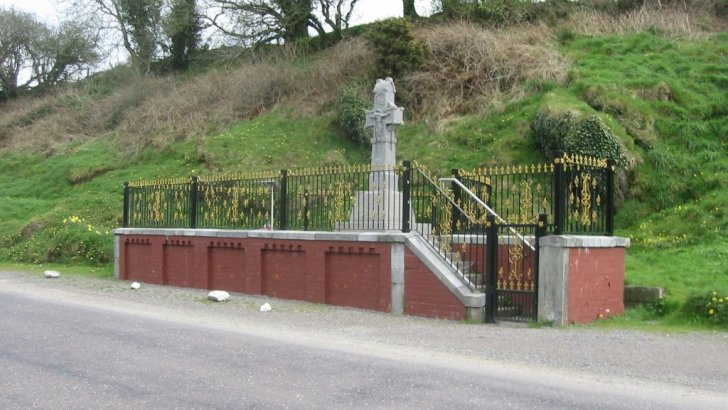 Confusion over the death of Michael Collins