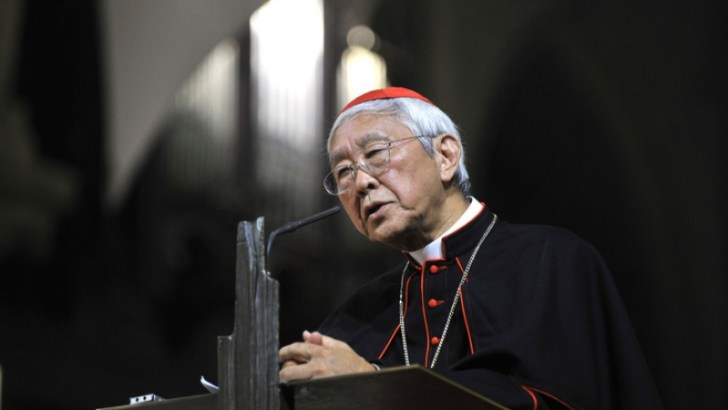 Hong Kong cardinal fears new China laws endanger religious freedom
