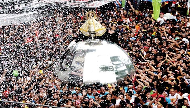 Millions gather to venerate Our Lady of Penafrancia in Philippines