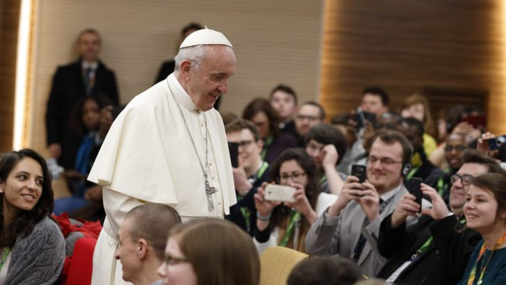 Are young people the future of the Church?