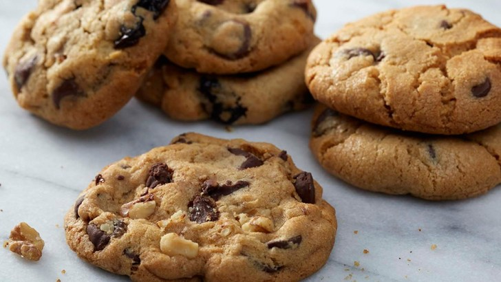 Chewy cookies are the perfect autumn treat!
