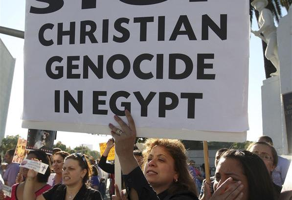 Seven more of Egypt's Christians ambushed and killed by ISIS