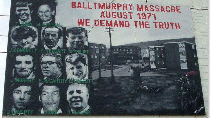 Priest praises Ballymurphy Massacre families at memorial