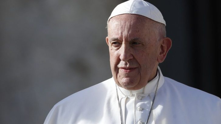 Nations stirring up nationalism betray their mission – Pope