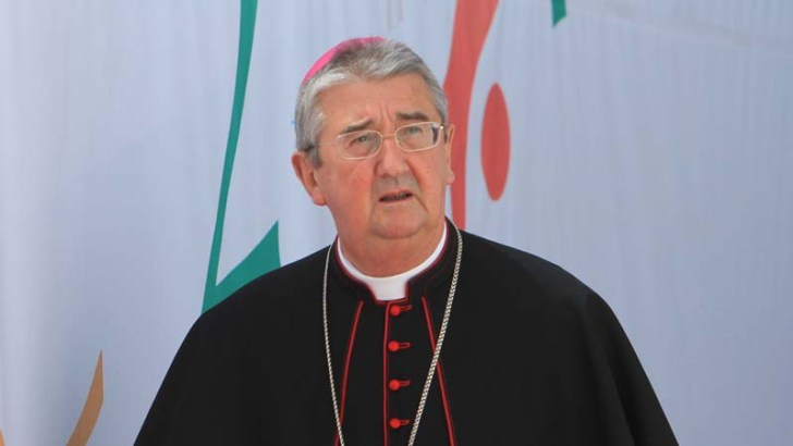 Archbishop rejects resignation reports