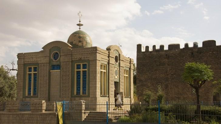 Ethiopian priest defends gender-specific churches