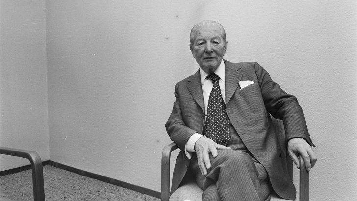 Late echoes of World War II: the case of Pieter Menten