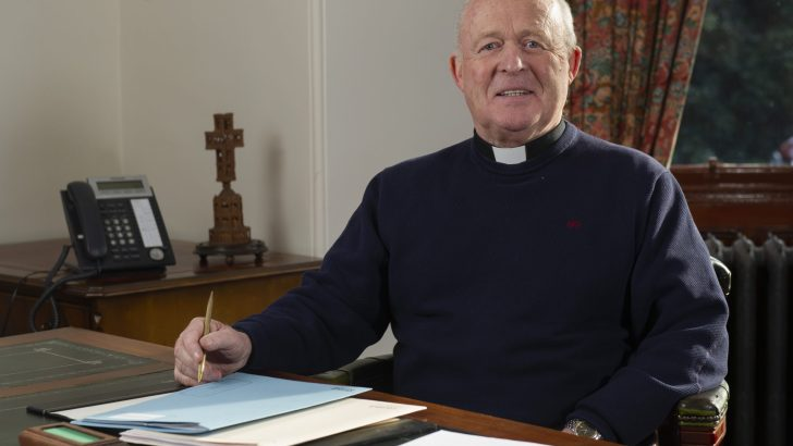 'We cannot be healthy if our planet isn't healthy' – Bishop Duffy