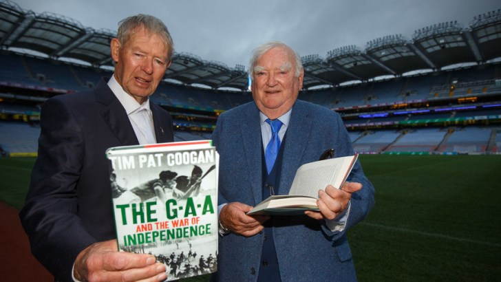 Are Gaelic games the real religion of Ireland?