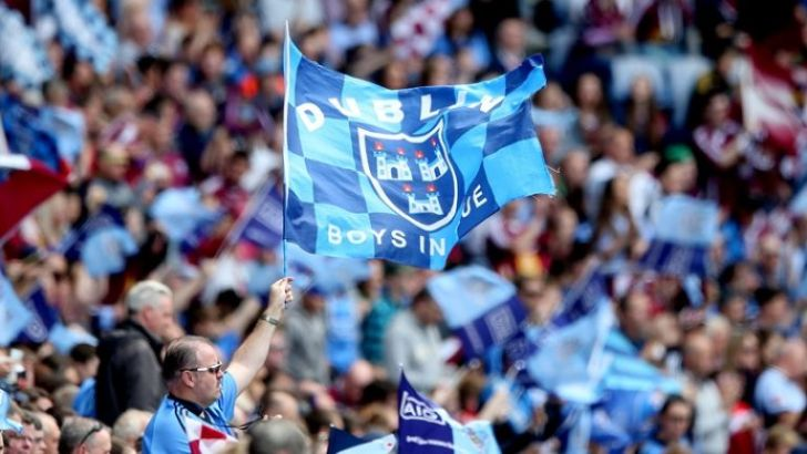 Dark days for Dublin football
