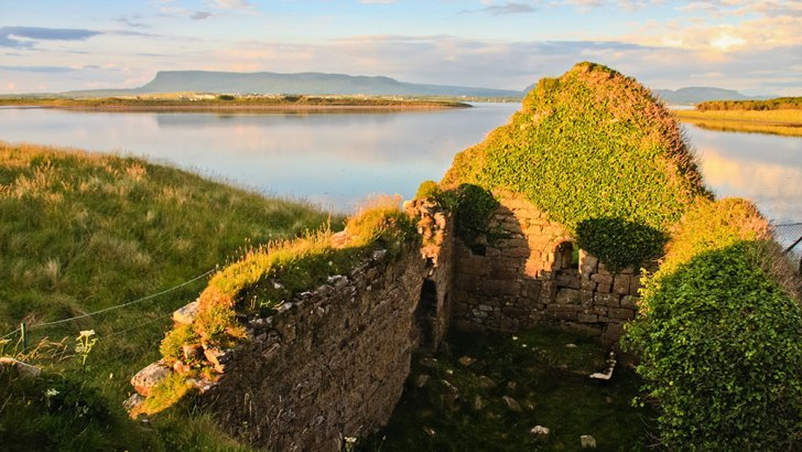 Ancient church 'spectacular' backdrop for St Patrick