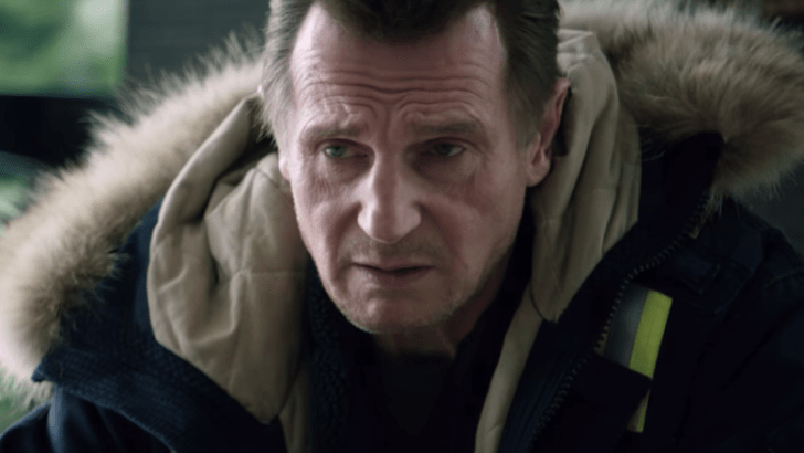 Is this controversial thriller Liam Neeson's swansong?