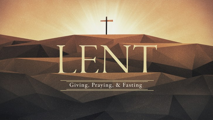 Lent – a great opportunity to download