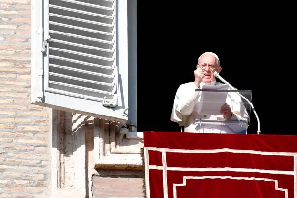 Satan, not God, tricks people with temptation, Pope says