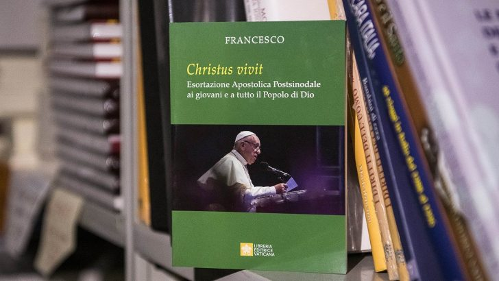 Responses to the Pope's Christus Vivit exhortation