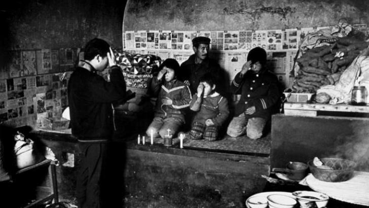 Chinese Catholics — images of a fervent faith