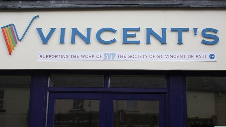 SVP lose €2 million through charity shop closures