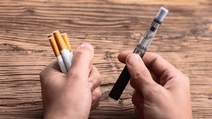 Do e-cigarettes save tobacco addicts?