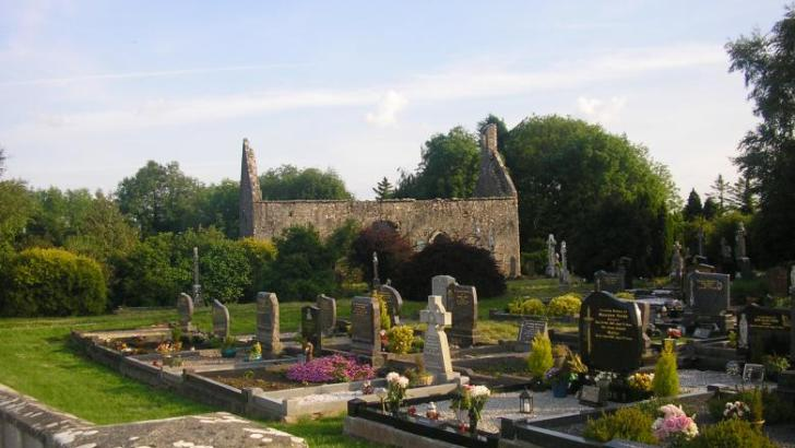 Find for yourself the riches of Ireland's monastic sites