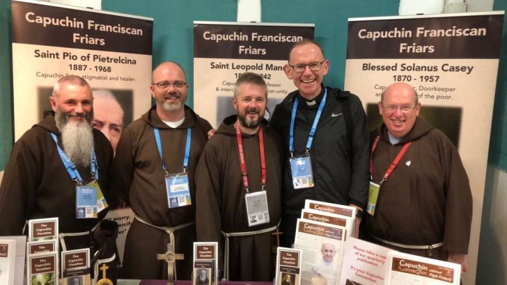 It's time to take risks in vocational push, says new Capuchin head