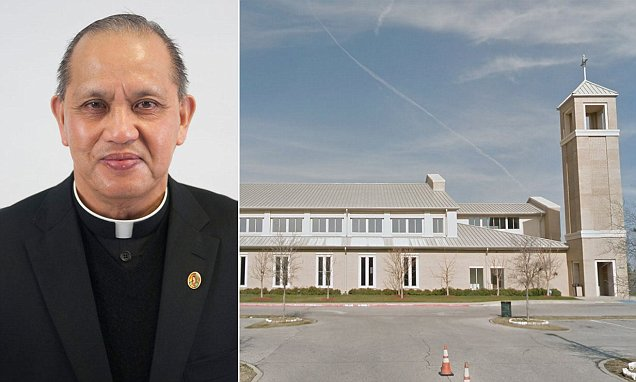 US police raid diocesan sites for files on alleged abusers