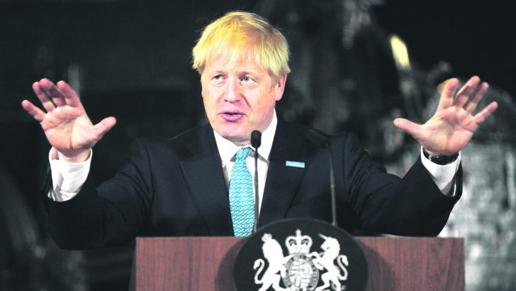 Discussion abound on Boris' belief in God