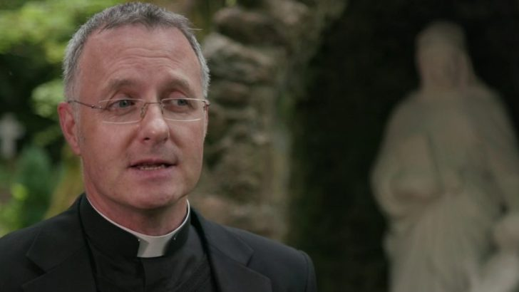 New bishop-elect called to do 'Lord's work'
