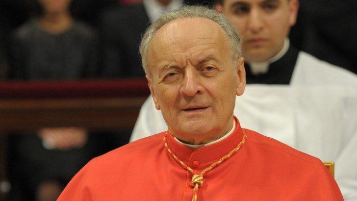 Italian cardinal Sardi dies age 84