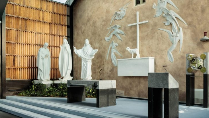 Knock Shrine builds for a bigger future