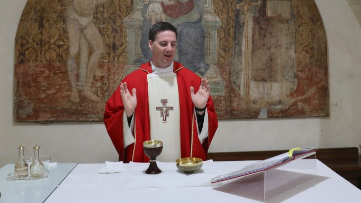 Diocese appoints youngest parish priest in Ireland