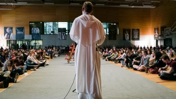 Faith to its fullest at largest Catholic youth event