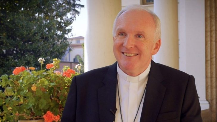 Volunteerism key to the Church's future says Bishop Leahy