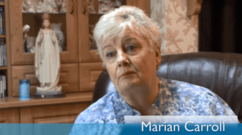 Miraculous cure of Irish woman confirmed at Knock shrine